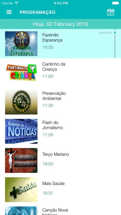 TV Canção Nova screenshot-4