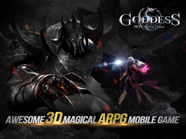 Goddess: Primal Chaos on the App Store