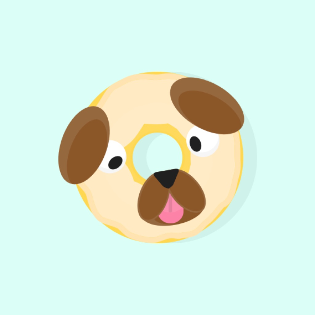 Donut Dog: Feed your focus!