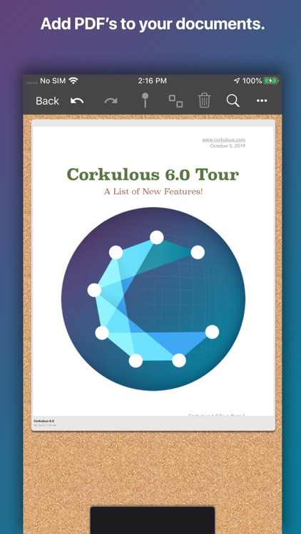 Corkulous Professional screenshot-5
