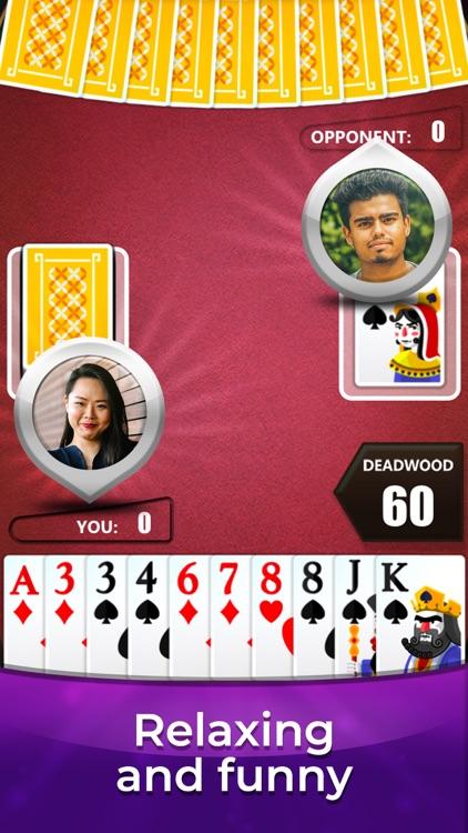 Gin Rummy * The Best Card Game screenshot-4