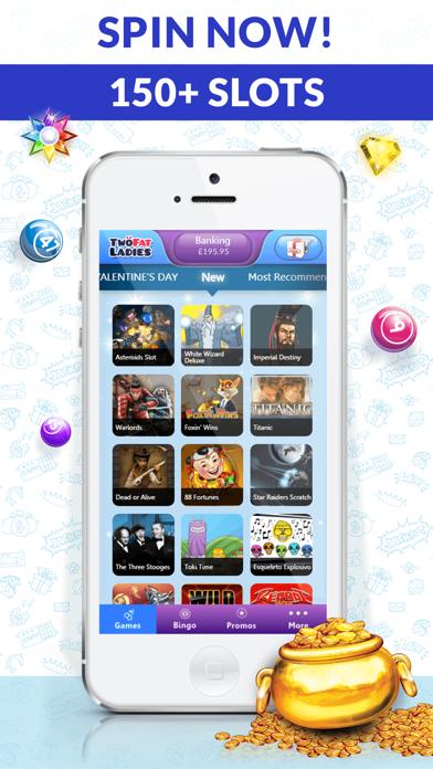 Two Fat Ladies - Bingo & Slots screenshot three