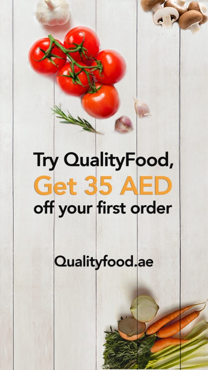 QualityFood : Grocery Delivery screenshot-3