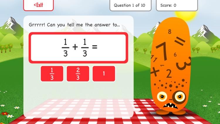 Squeebles Fractions screenshot-3