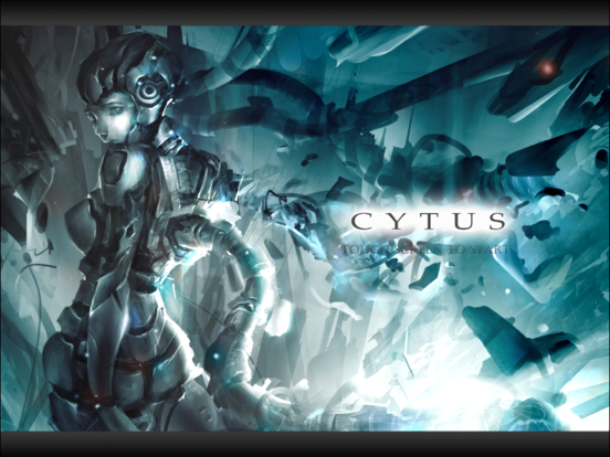 Cytus Screenshots