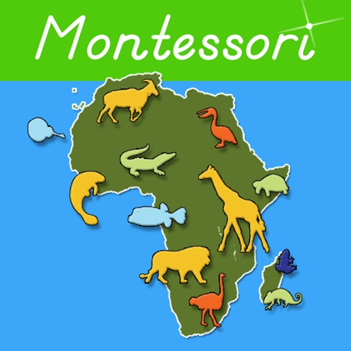 Montessori Animals of Africa