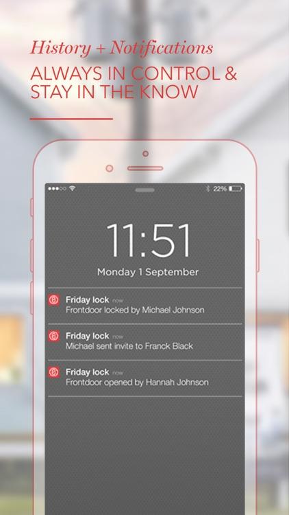 Friday Home Lock screenshot-4