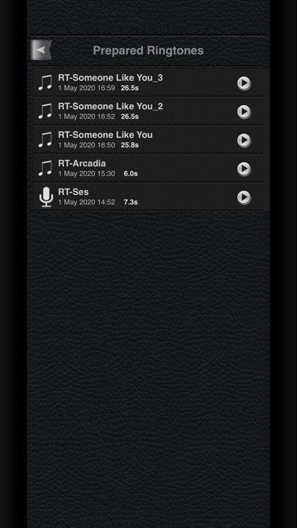 Ringabella Ringtone Creator screenshot-4