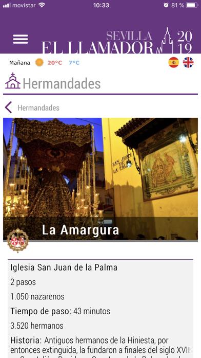 download El Llamador de Sevilla 2019 apps 0