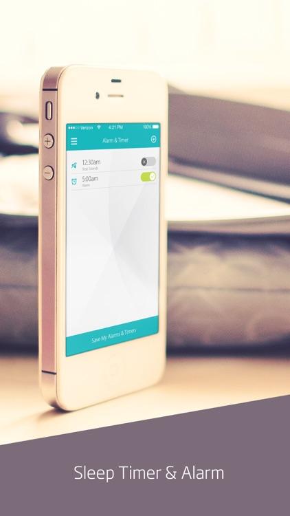 Sleep Sounds Pro - Alarm Timer screenshot-3