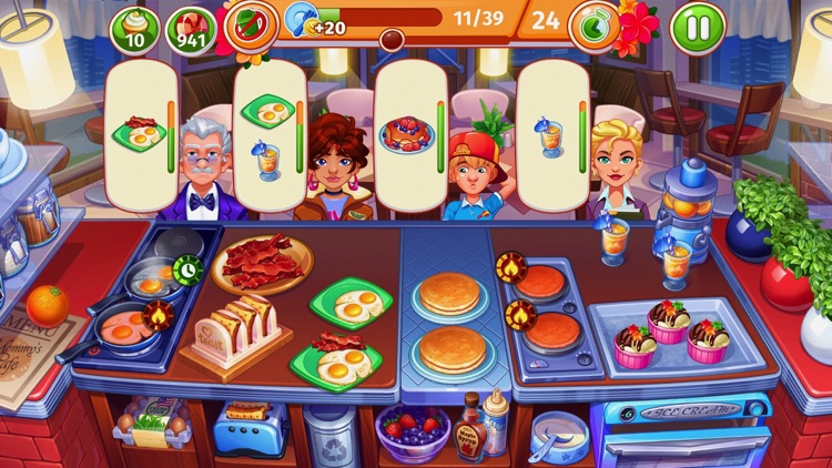 Cooking Craze: Restaurant Game screenshot-7