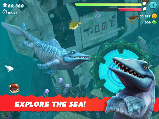 Roblox Shark Bite This Shark Is So Strong That Smashed All Of Us Lets Play With Ben Hungry Shark Evolution By Ubisoft Ios United States Searchman App Data Information