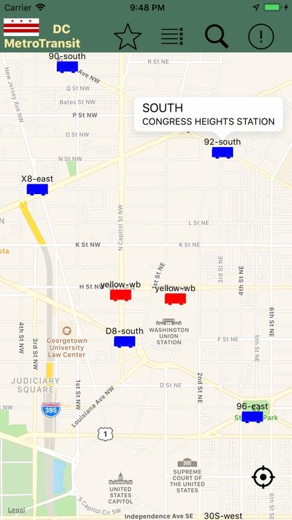 MetroTransit DC screenshot-9