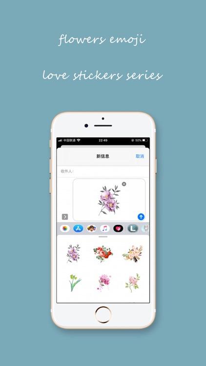 印花彩色Emoji