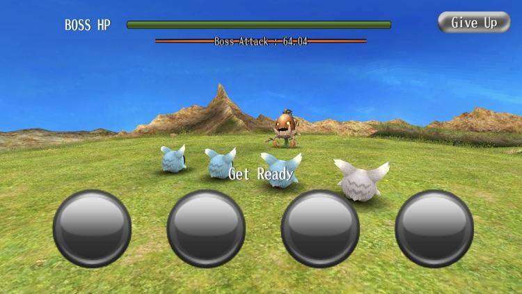 Toram Online screenshot-7