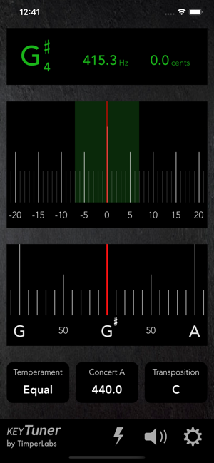 ‎KeyTuner Screenshot