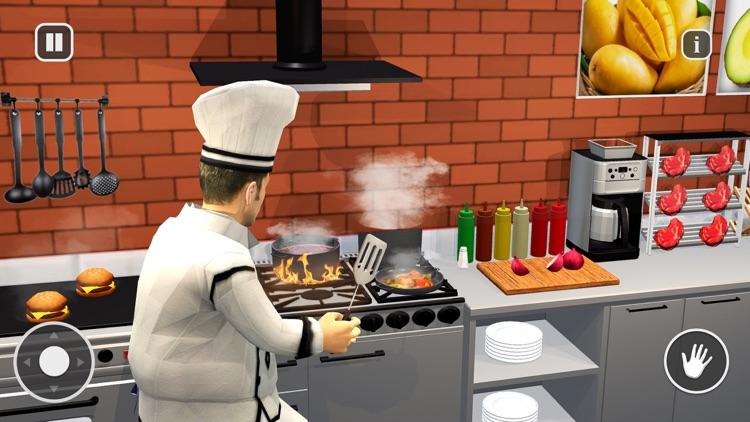 Cooking Food Simulator Game