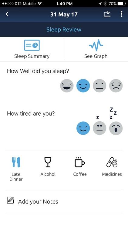 Quit Snoring Pro screenshot-3
