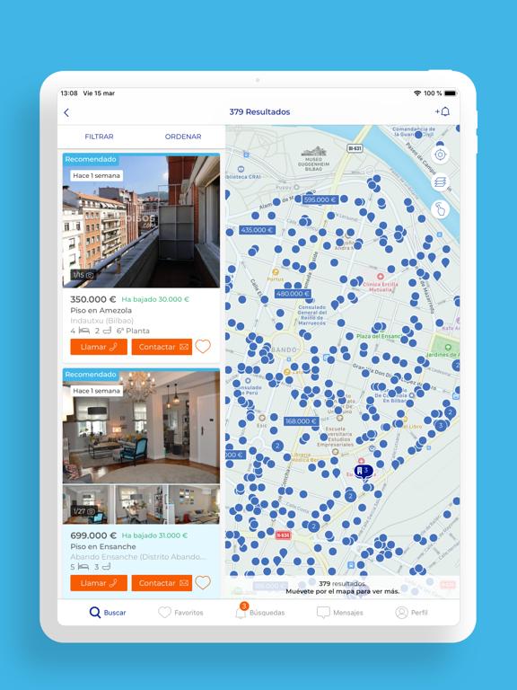 Screenshot #6 pour pisos.com