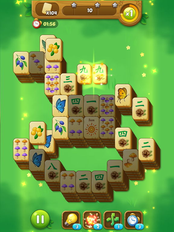 Mahjong Forest Journey screenshot 6