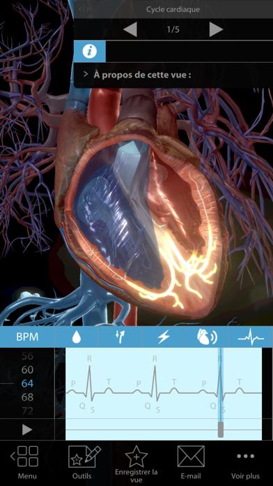Physiologie & Pathologie iphone captures décran