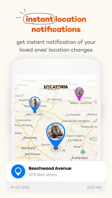 Locatoria - Find Location Screenshot