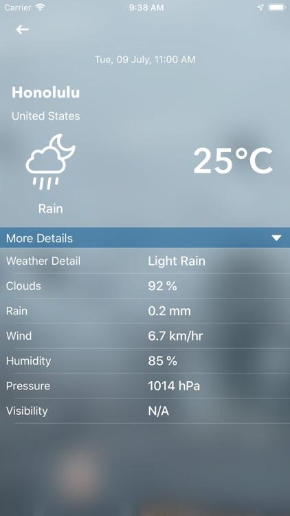 Weather Update Live screenshot-7