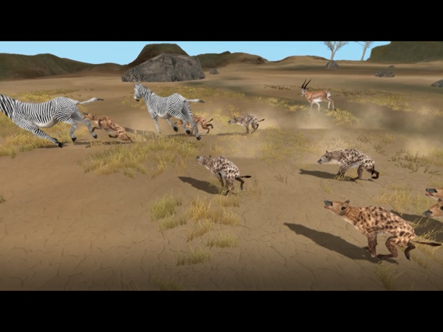 Wolf Online 2 released for iOS/Android - Realistic Animal Hunting Image