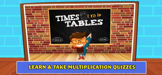 Excellent Times Tables Multiplication On The App Store Home Interior And Landscaping Elinuenasavecom