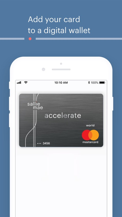 Sallie Mae Credit Card