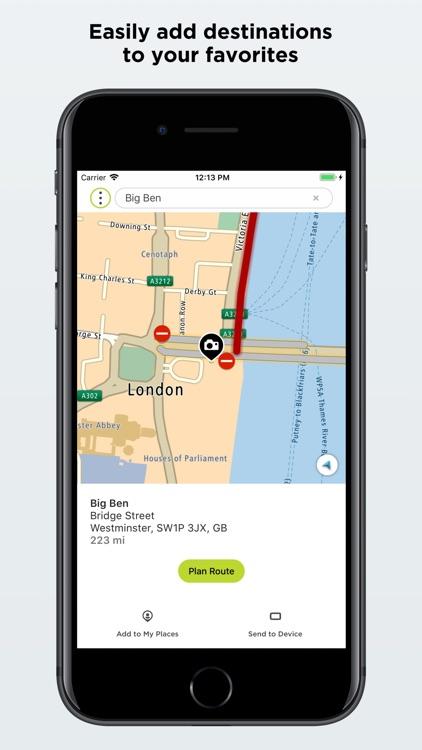 TomTom MyDrive™ screenshot-4