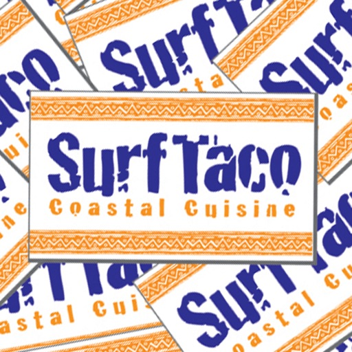 Surf Taco Coastal Cuisine icon