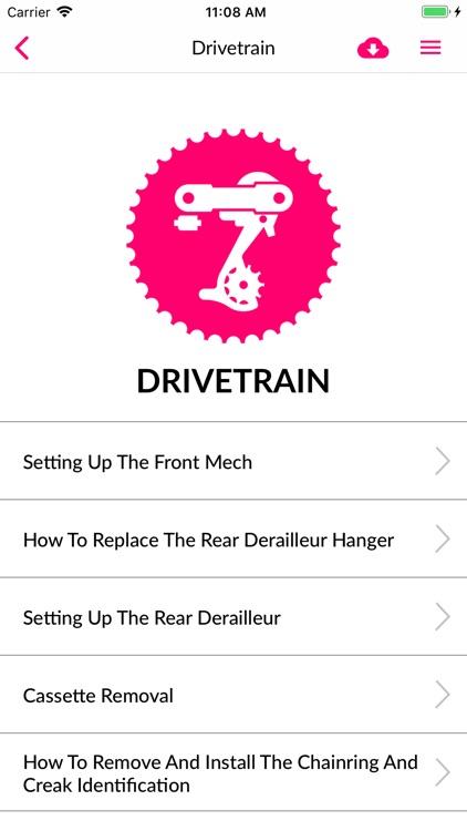 Bike Repair Guide screenshot-0