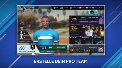 Herunterladen Tennis Manager 2020 - Pro Tour für Android
