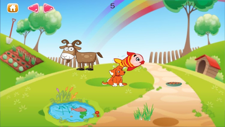 Animal World - enjoy learning screenshot-3