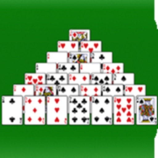 Pyramid Solitaire - Card Game iOS App