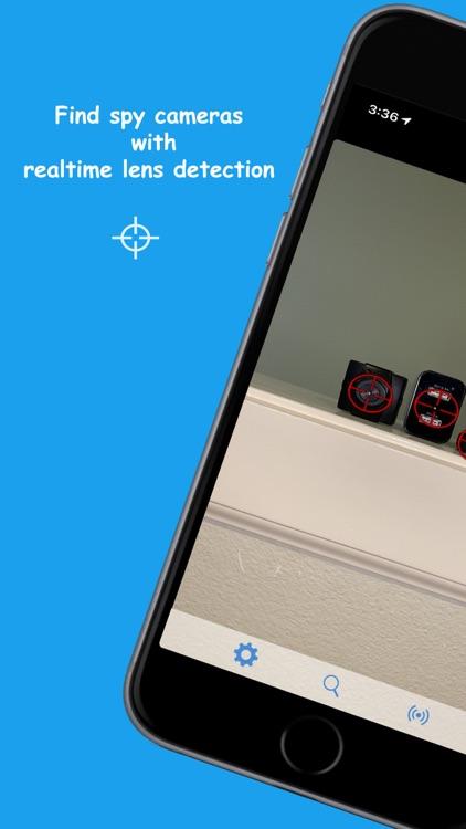 Hidden Camera Detector screenshot-0