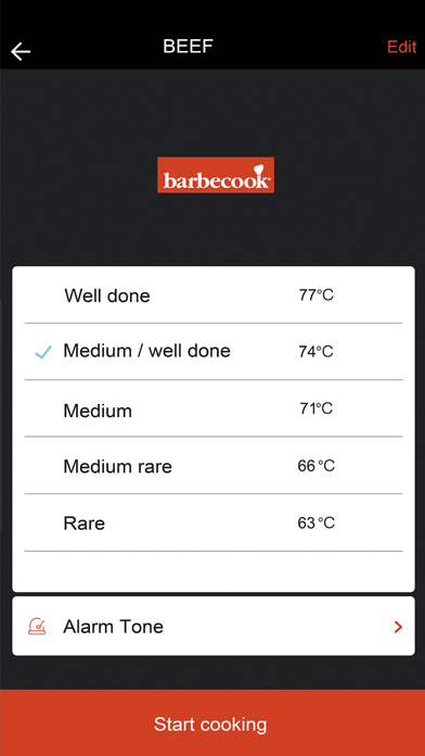 Barbecook Digital Thermo screenshot 3