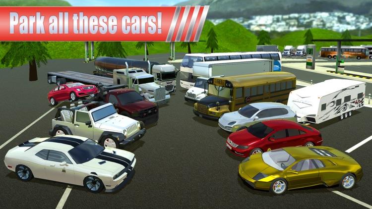 Gas Station: Car Parking Sim screenshot-4