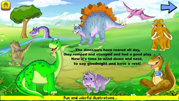 Dinosaur Toddler Games Puzzles screenshot-7