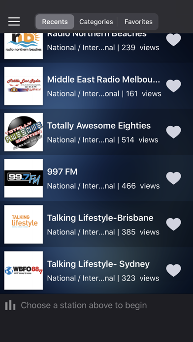 Radio Australia - Radio AU screenshot two