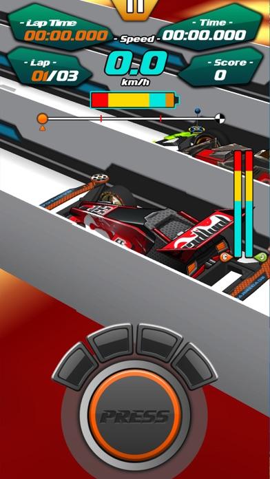 四駆伝説 - Mini 4WDレーシングシミュゲームのおすすめ画像9