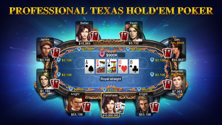 DH Texas Poker screenshot-0