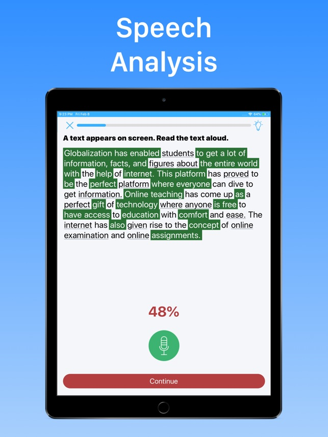PTE Preparation:ready for exam on the App Store