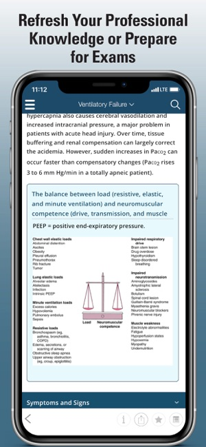 Merck Manual Professional on the App Store