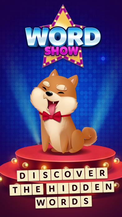 Word Show screenshot 1