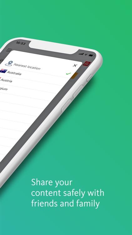 Avira Phantom VPN & Wifi Proxy screenshot-5