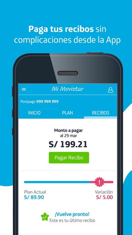 Mi Movistar Perú screenshot-3