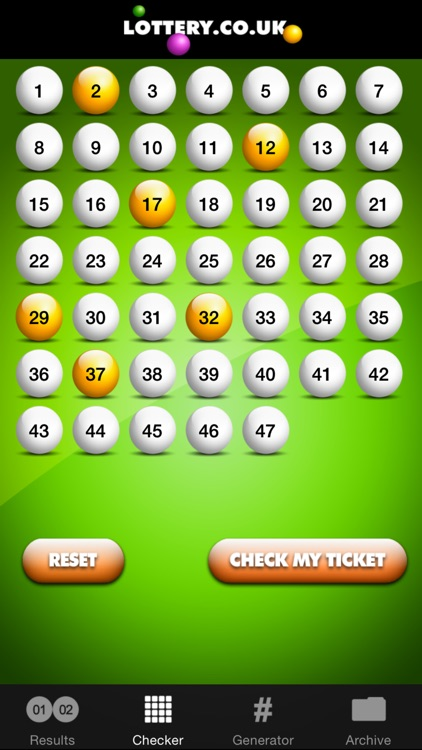 Irish Lotto screenshot-3