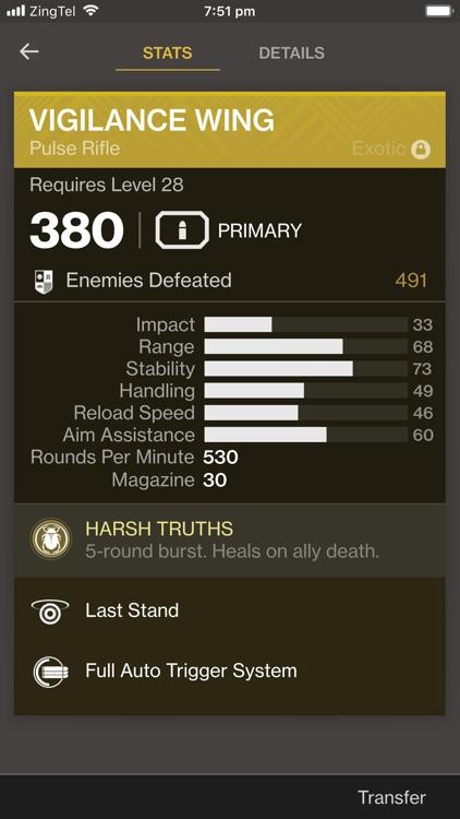 Ishtar Commander for Destiny 2 screenshot-7